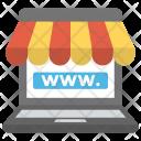 Ecommerce Shopping Cart Icon