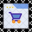 Website Seo Marketing Icon