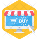 Buy Shopping Shop Icon