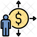 Consumer Customer Payment Icon