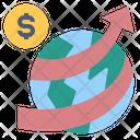 Economic World Business Icon