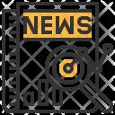 Economic Analysis News Icon