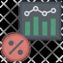 Economic Data Economic Data Icon