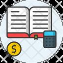 Economic Education Money Business Icon