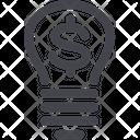 Idea Economic Innovation Icon