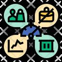 Economic Indicator Economy Indicator Icon