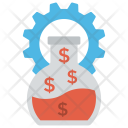 Economic Research Money Icon
