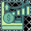 Economics Book Economics Business Icon