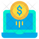 Dollar Online Money Online Currency Icon