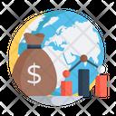 Economy Wealth Finance Icon