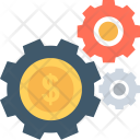 Gear Investment Plan Icon