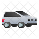 Economy Car Automobile Vehicle Icon