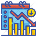 Economy Graph Icon
