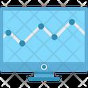 Statistics Economy Graph Financial Chart Icon