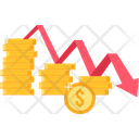 Economy Loss Icon
