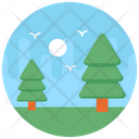 Ecology Concept Ecologists Ecosystem Icon