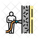 Ecowool Insulation Color Icon