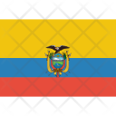 Ecuador National Country Icon