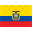 Flag Country Ecuador Icon