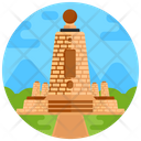Ecuador Monument Icon