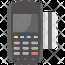 Edc Machine Swipe Machine Card Payment Icon