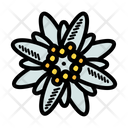 Bavaria Flower Austria Icon