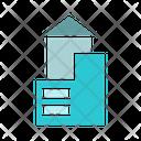 Edifice Architecture Estate Icon