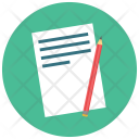 Edit Document Notes Icon