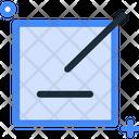 Edit Editting Modify Icon