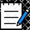 Edit Edit File Edit Document Icon