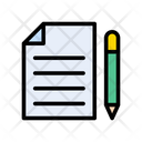 Edit Write Contract Icon