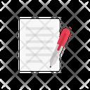 Write Create Edit Icon