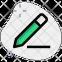 Pencil Write Icon