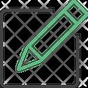 Edit Draw Pencil Icon