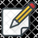 Edit Write Task Icon
