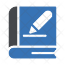 Book Edit Notes Icon