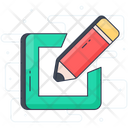 Edit Button Pencil Edit Tool Icon