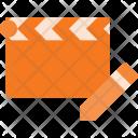 Edit Clapper Icon