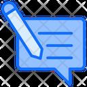 Edit Comment Edit Rate Icon