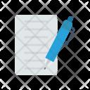 Edit Contract Icon