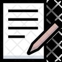 Edit Document Document Edit Edit Icon