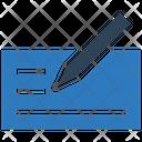 Edit Document File Edit Edit Data Icon