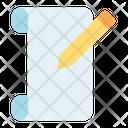 Edit Document File Document Icon