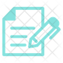 Form Document Change Icon