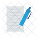 Edit Write Doc Icon