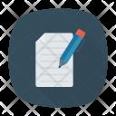 Edit File Edit File Icon