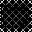 Edit Folder Data Icon