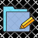 Edit Pen Archive Icon