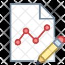 Edit Graph Report Icon