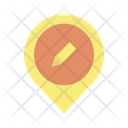Edit Location Icon